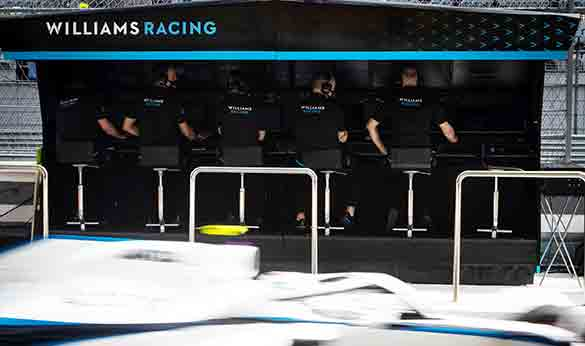 Williams Racing Increases Mercedes Technical Partnership for 2022