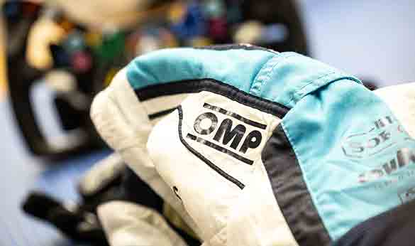 Williams Racing Welcomes OMP Racing as Official Supplier of Technical Performance Products