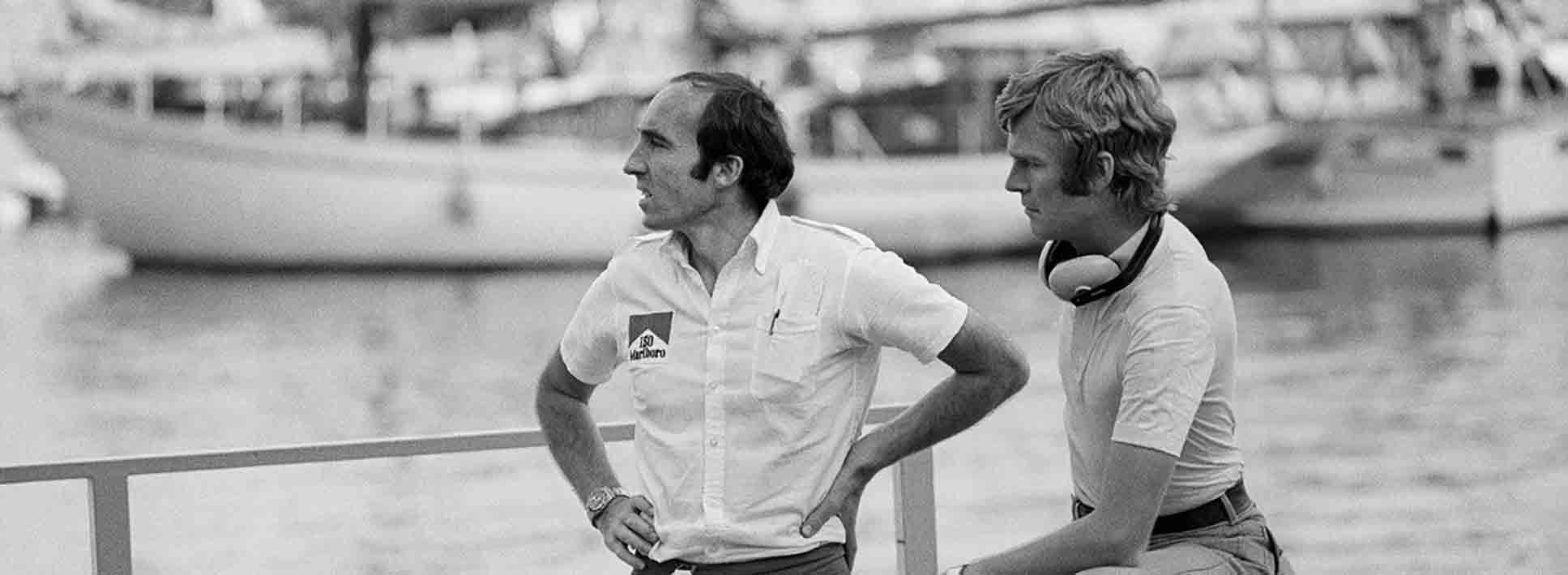 STATEMENT FROM SIR FRANK WILLIAMS