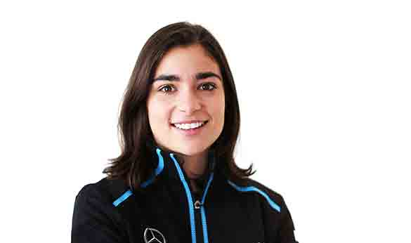 Williams Racing confirms Jamie Chadwick for 2021