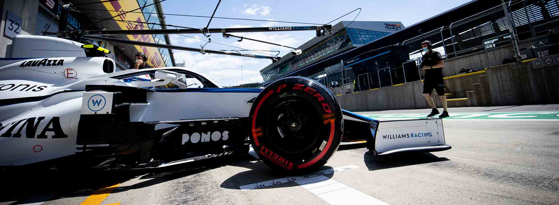 Williams Racing Announce Partnership Extension with PONOS