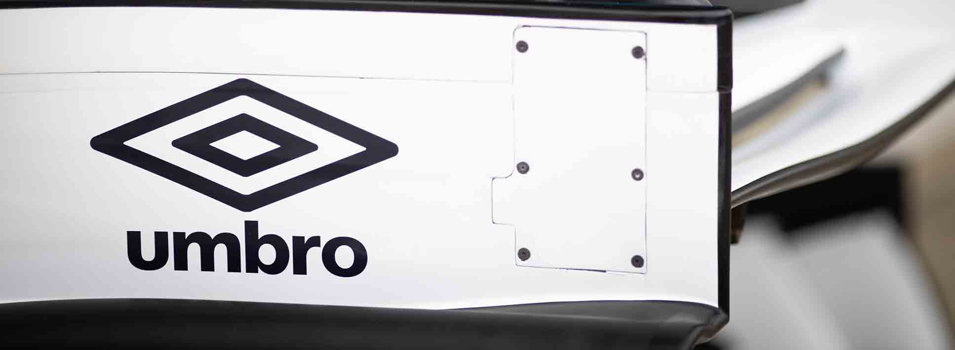 Williams Racing Confirms Umbro UK as Official Team Kit Supplier