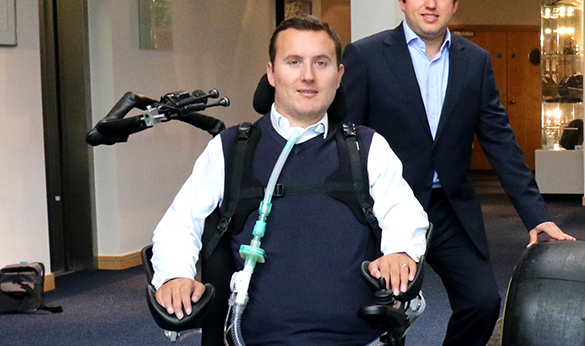 Matt King OBE: Inspirational team member passes away aged 33