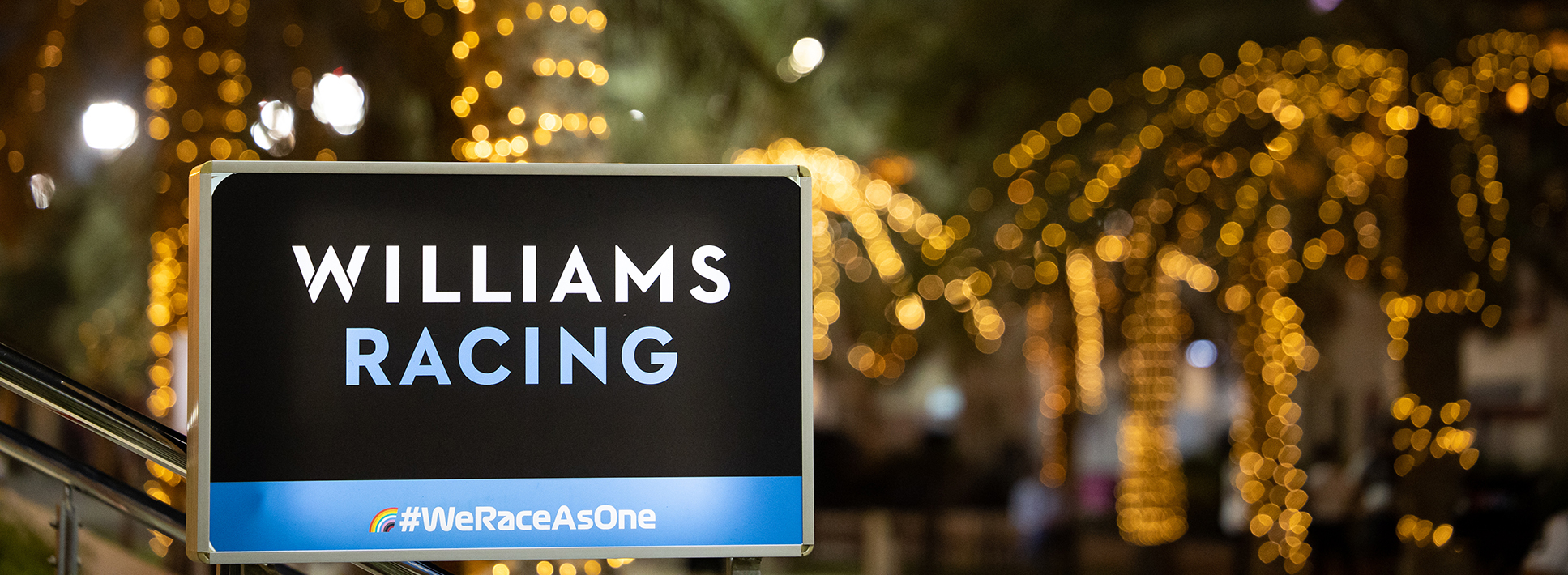 Williams Racing Commercial Proposition