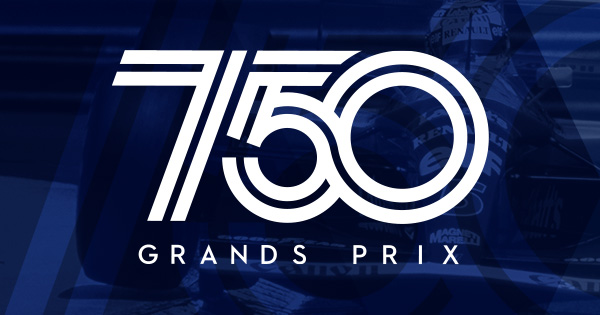 WILLIAMS RACING MARKS 750 GRANDS PRIX IN FORMULA ONE™
