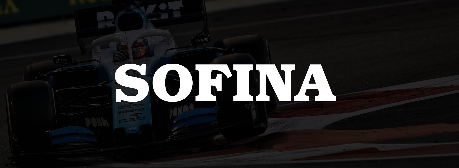 Williams Racing Reveals Sofina Partnership Expansion in 2020