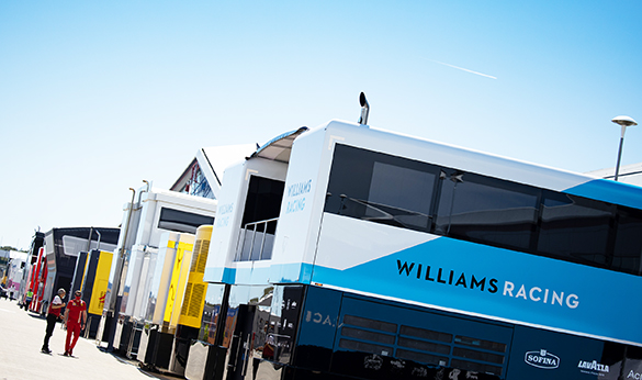 Williams Racing is acquired by Dorilton Capital