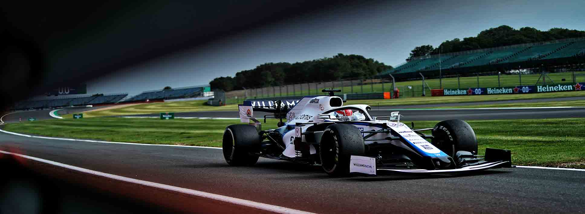 Williams Racing Launches New Virtual Race Day Experience