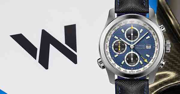 Williams Racing Welcomes Bremont as Official Timing and Watch Partner