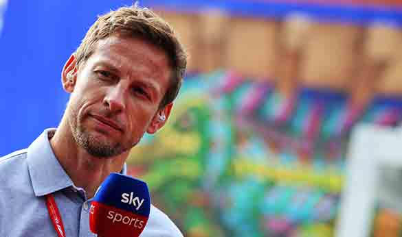 Williams Racing Welcomes Back Jenson Button